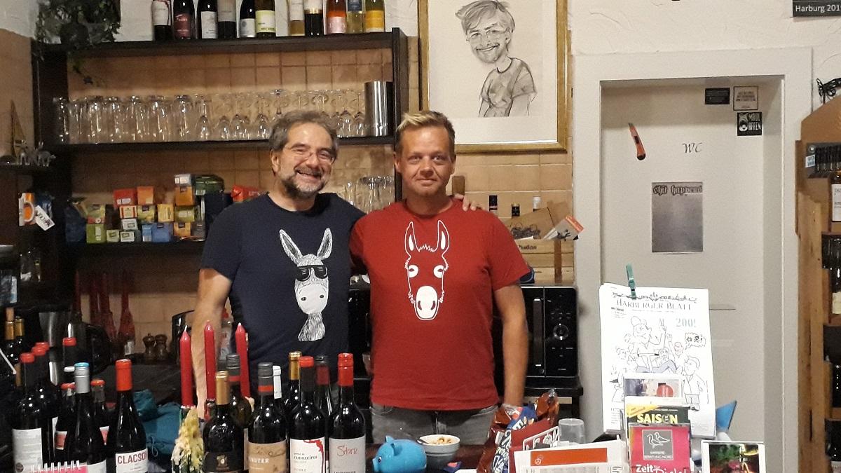 Coaching Café wird Kult-Urige Weinkneipe