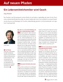 Interview Jo Riehle DLR August 2018